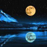 Mơ thấy trăng có điềm báo gì? đánh số nào?
