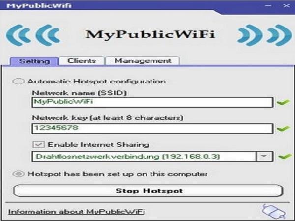 Các phần mềm phát wifi miễn phí trên laptop