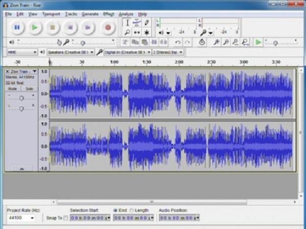 phần mềm chỉnh sửa âm thanh miễn phí tốt nhất