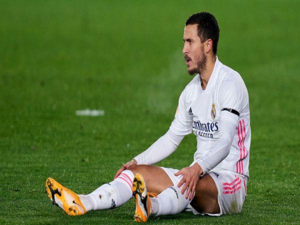 Bóng đá QT tối 23/4: Hazard tích cực tập luyện chờ ngày đấu Chelsea
