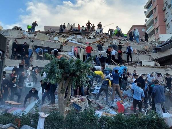 Mơ thấy động đất báo mộng điềm gì? Đánh liền tay con số nào?