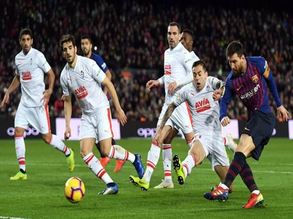 Nhận định kèo Châu Á Eibar vs Barcelona (23h00 ngày 22/5)