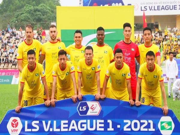 Câu lạc bộ bóng đá Sông Lam Nghệ An - Đội bóng giàu truyền thống