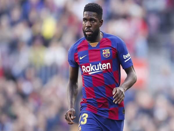 Tin chuyển nhượng bóng đá 2/8: Umtiti đồng ý rời Barca