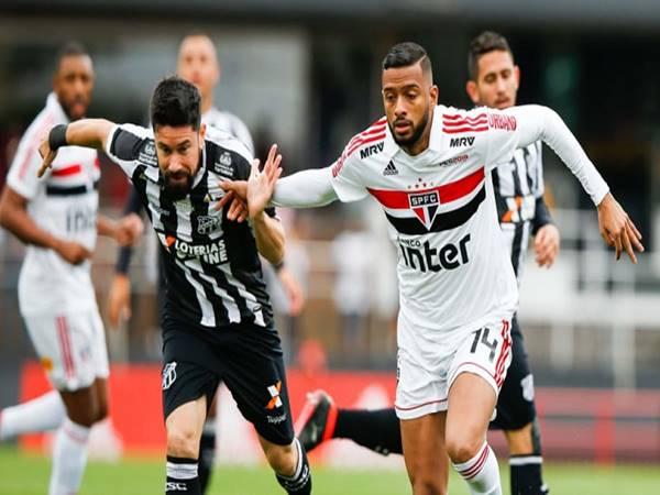 Nhận định bóng đá Sao Paulo vs Ceara, 05h00 ngày 15/10