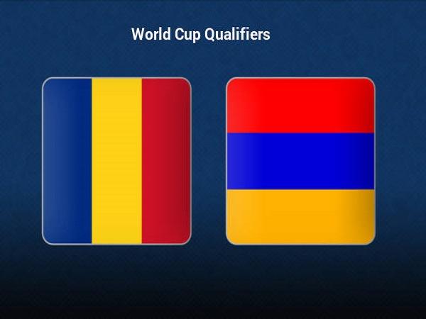 Nhận định, soi kèo Romania vs Armenia – 01h45 12/10, VL World Cup 2022